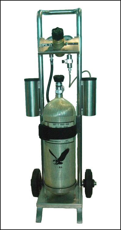 Gas Charging System Compressed Air Scba Scuba Products